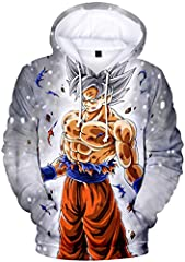 Sudaderas Dragon Ball