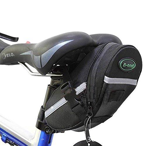 GYOYO Borsa da Sella, Borsa da Sellino,Borsa Sottosella, Attrezzi Bici, Ciclismo, Bicicletta,Borsa per Sella Borse Sella reggisella di Ciclismo Impermeabile per Biciclette