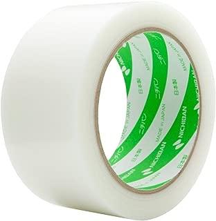 ニチバン フィルムクロステープ 養生テープ 50mmX25m 白 185-50