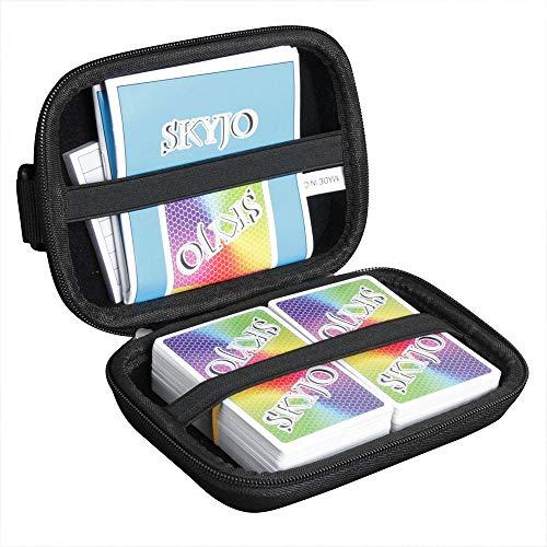 Hermitshell Hartschalen-Reisetasche für Magilano Skyjo - das ultimative Kartenspiel (nur Hülle)