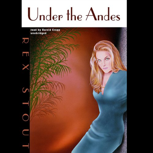 Under the Andes audiobook cover art