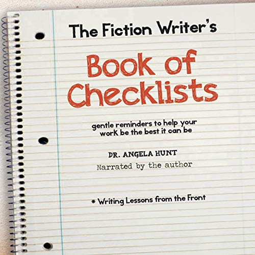 Couverture de The Fiction Writer's Book of Checklists: Gentle Reminders to Help Your Work Be the Best It Can Be