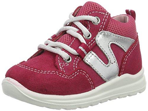 superfit Baby Mädchen Mel Lauflernschuhe, (pink Kombi), 27 EU
