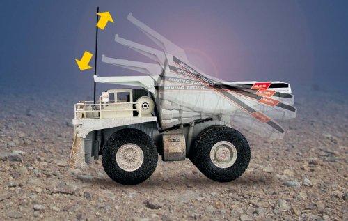 RC Auto kaufen Baufahrzeug Bild 3: Torro 808 - Muldenkipper Baufahrzeug*