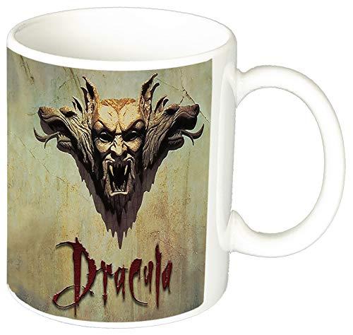 MasTazas Dracula Bram Stoker Taza Ceramica