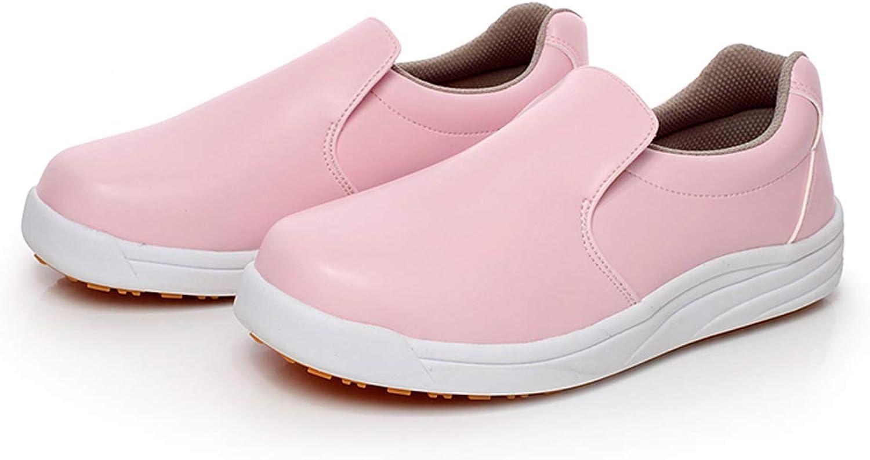 Unisex Professional Slip-Resistant Clog Breathable Work Safety Slip-on shoes for Chef Nurse
