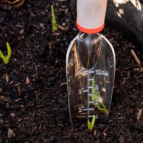 Neiko 61090A Heavy Duty 8 Piece Gardening Tool Set | Premium Storage Tote Bag | Ergonomic Soft-Grip Handle | Unisex for Men and Women | Shovel, Trowel, Transplanter, Rake, Pruners, Gloves and More