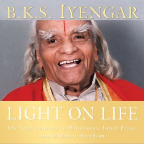 Light on Life audiobook cover art