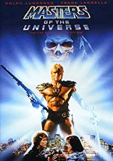 Masters of the Universe (Keepcase) by Dolph Lundgren