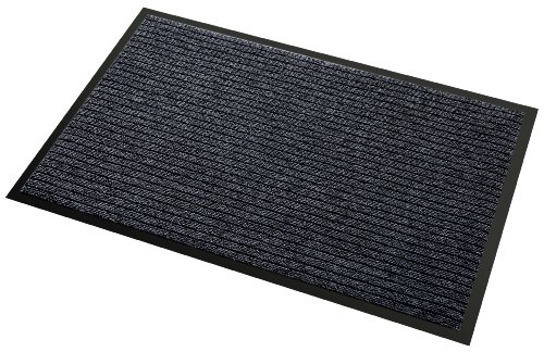 3M Nomad Mat Durable Absorbent with Loop-construction Fibres, Reference 453630, 900 x 600 mm - Black