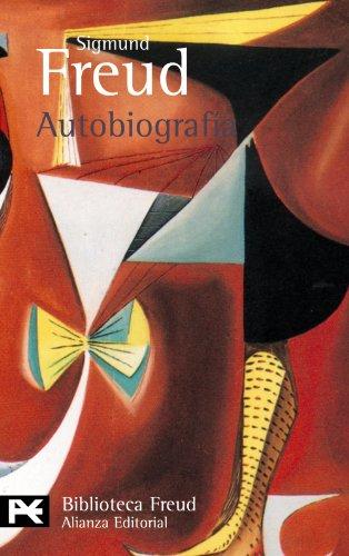 Autobiografía: Historia del movimiento psicoanalítico (El Libro De Bolsillo - Bibliotecas De Autor