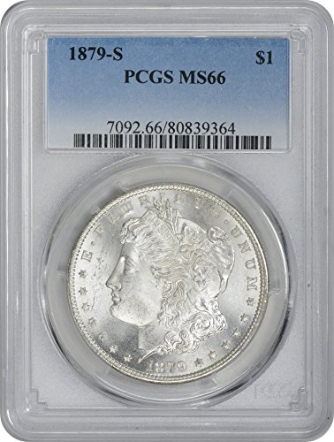 1879 S Morgan Dollar MS66 PCGS