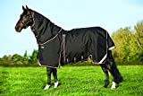 Horseware Rambo Optimo Turnout Blanket Lite, Black, 69