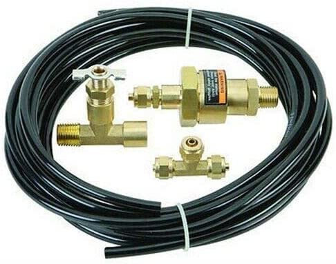 Automatic Condensation Moisture Water Detroit Mall Draining for Sale item Air Compresso