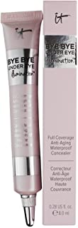 IT Cosmetics Bye Bye Under Eye Illumination Full Coverage Anti-Aging Concealer: Medium NEW!!