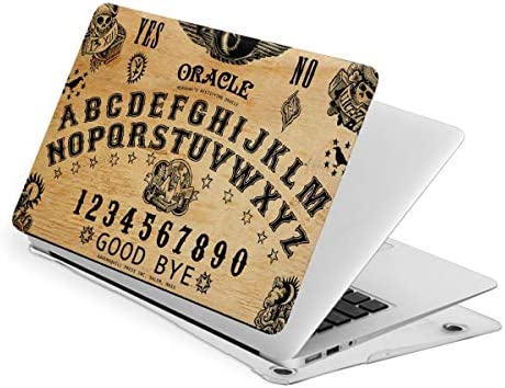 Ouija Board Black Case for MacBook Pro 13 Inch Slim Fits with A2159 A1989 A1706 A1708 Hard Shell product image