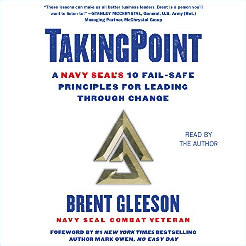 Taking Point audiobook cover art