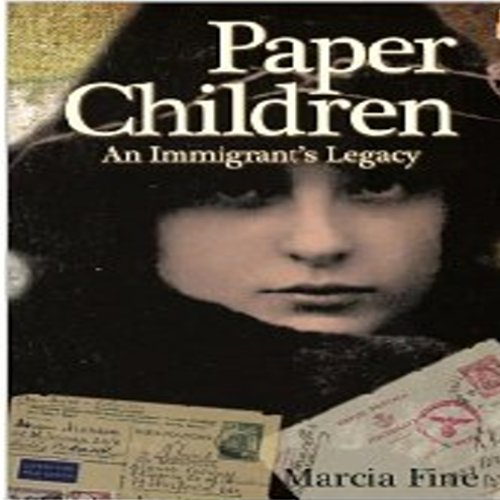 Paper Children audiobook cover art