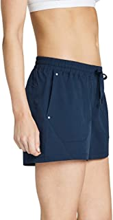 Rockwear Activewear Women's Rouched Casual Short from Size 4-18 for Bottoms