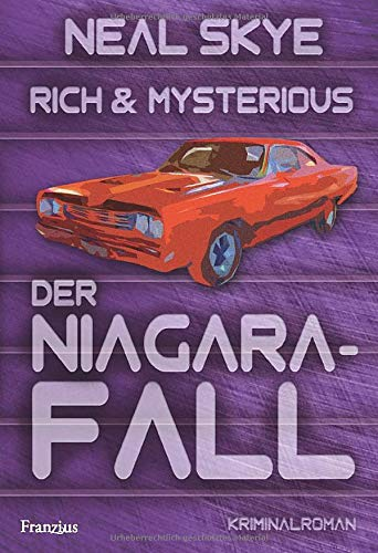 Image of Rich & Mysterious: Der Niagara-Fall