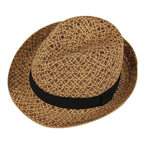 Gldgle Señoras Sombrero De Paja En El Mercado Verano Viajes Sombrilla Sombrero De Jazz Playa Calle…