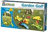 alldoro 60066 - Garten Golf Set, Gartengolf mit 11...