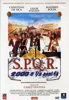 S.P.Q.R. 2000 E 1/2 Anni Fa by massimo boldi