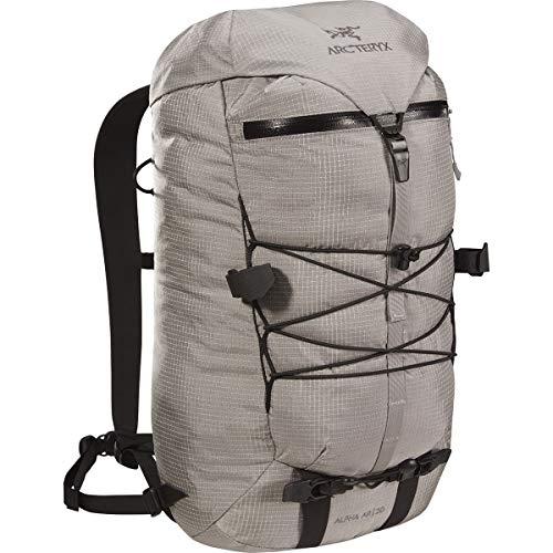 Arc'teryx Unisex Erwachsene Alpha AR 20 Backpack KletterrucksackGrau/Schwarz 20 l - Regular