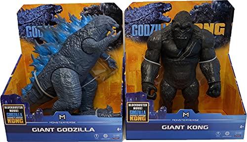 Godzilla vs. Kong 2021 Bundle of 2 Monsterverse Movie Series 11