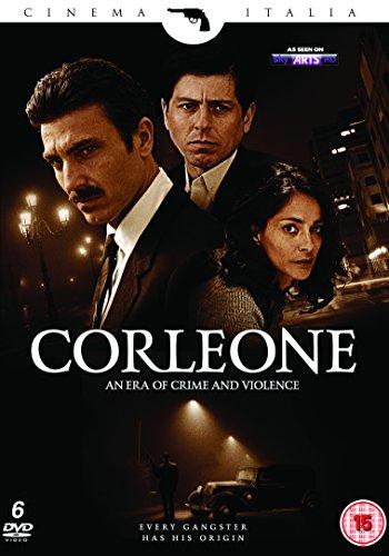 Corleone - The Complete Series - 6 DVD BOXSET - Totò Riina [UK Import]