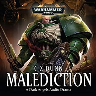 Malediction     Warhammer 40,000              By:                                                                                                                                 C Z Dunn                               Narrated by:                                                                                                                                 Sean Barrett,                                                                                        Rupert Degas,                                                                                        Saul Reichlin                      Length: 1 hr and 15 mins     4 ratings     Overall 4.8