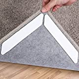 Rug Grippers, 16 pcs Double Sided Washable...