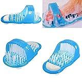 Messar Bathroom Shower No Bending Feet Brush Foot...