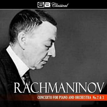Rachmaninov Concerto for Piano and Orchestra No. 2 & 3