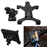Woopower para 7–10Pulgada Tablets, Universal Soporte para teléfono Bicicleta Bicicleta Soporte Motocicleta Ajustable Soporte Soporte para iPad PC