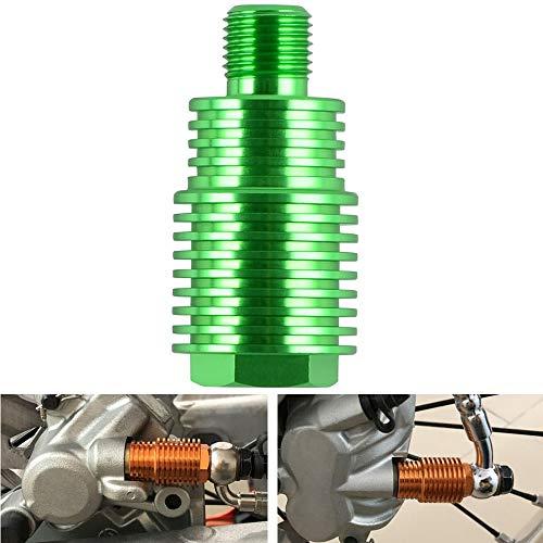 LIWENCUI- Motociclo Freno Raffreddamento del radiatore bullone for Kawasaki KX KXF KLX KDX 125 150 250 350 450 Z650 Z750 Z900 Z1000 Versys 1000 (Color : M10x1.25)