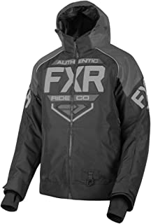fxr clutch jacket