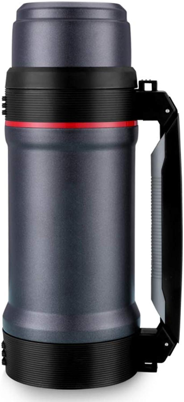 FYCZ FYCZ FYCZ Thermoskannen, 304 Edelstahl Sportflasche Große Kapazität Thermos Outdoor Fitness Tragbarer Reisetopf 1.2L W7 B07MPBNHNW  Mode Vitalität eb8cdb