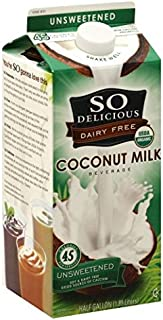 so delicious coconut milk yogurt vanilla