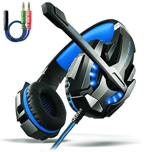 Cuffia Gaming per PS4, Aoso Cuffie Gaming Headset...