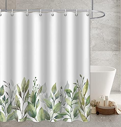 profession Cortina de la duchaTropical Cactus Theme Shower Curtains Bathroom Cactus Flowers Blossom Bath Curtain Durable Waterproof Fabric Bathtub Curtains