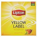 Lipton Etichetta Gialla, 100 Filtri, 150g