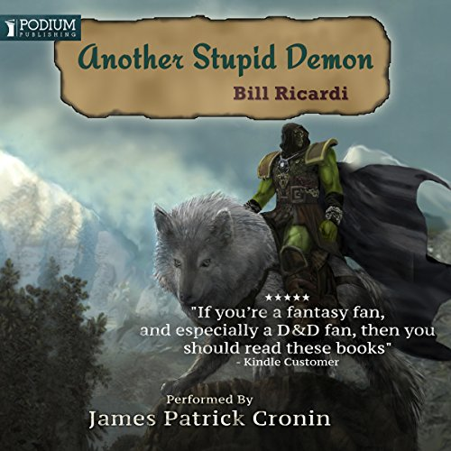 Another Stupid Demon audiobook cover art
