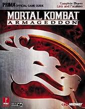 Mortal Kombat: Armageddon (Prima Official Game Guide)