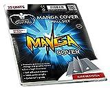 Êltimo Guardia UGD020013 - Manga Covers Schutzeinbände, pequeñas, 25 Piezas