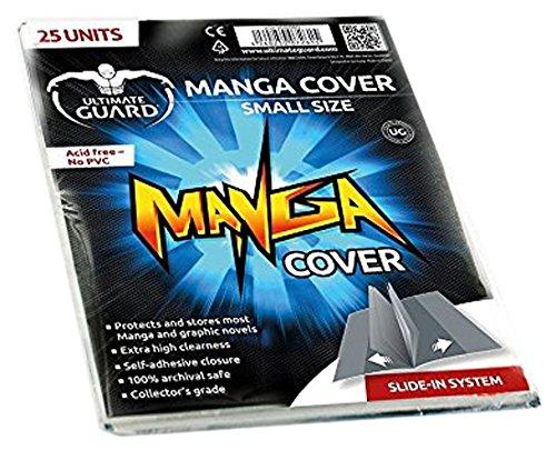 Ultimate Guard UGD020013 - Manga Covers Schutzeinbände, klein, 25 Stück