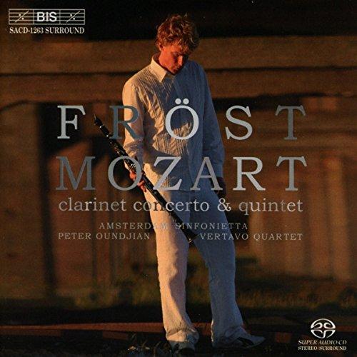 Fröst Mozart - Clarinet Concerto & Quintet