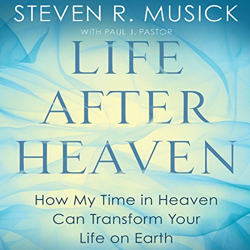 Life After Heaven audiobook cover art