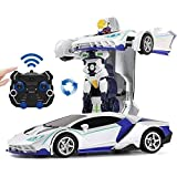 SONGTAO 2.4G RC Transformers Stunt Car Déformé Télécommande Voiture King Kong Jouet Hornet Optimus Drift Voiture Robot De Charge Garçon Cadeau
