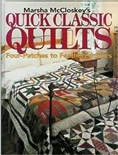 Marsha McCloskey's Quick Classic Quilts (Leisure Arts Presents) Craft Book